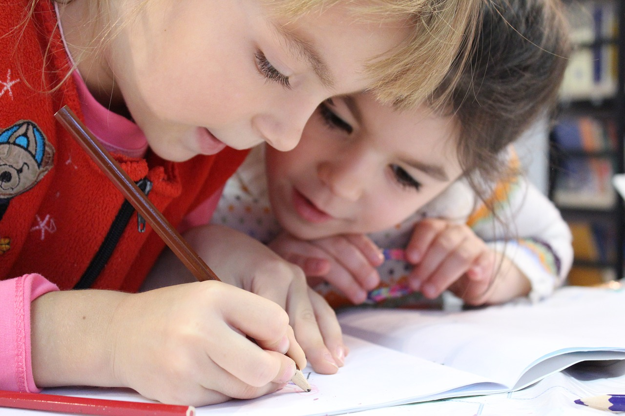 Приглашаем детей в частный детский сад с 3-х лет!